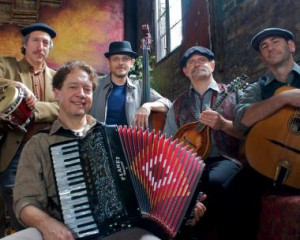 Cafe Accordion Group